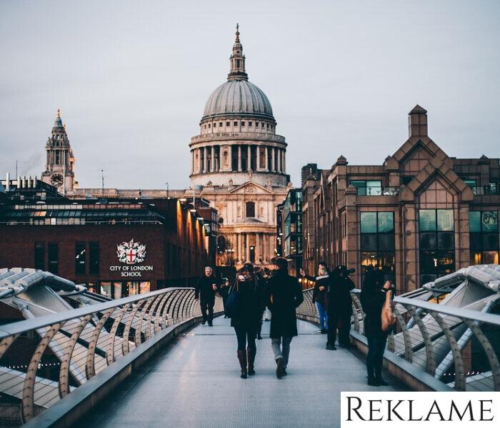 London i børnehøjde
