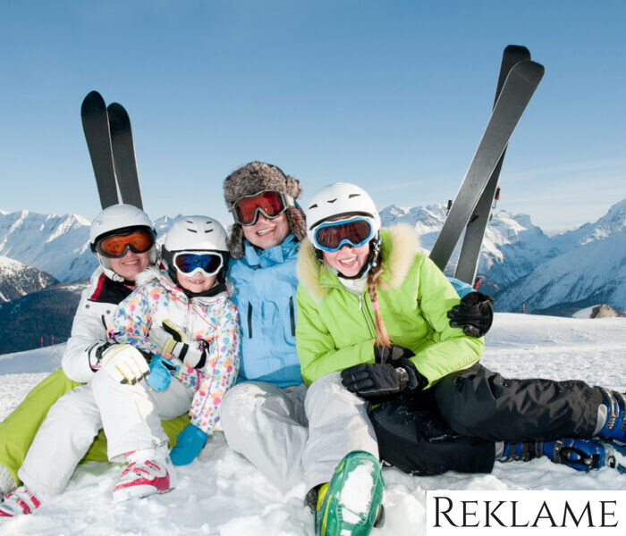 Sjove vinteroplevelser for hele familien