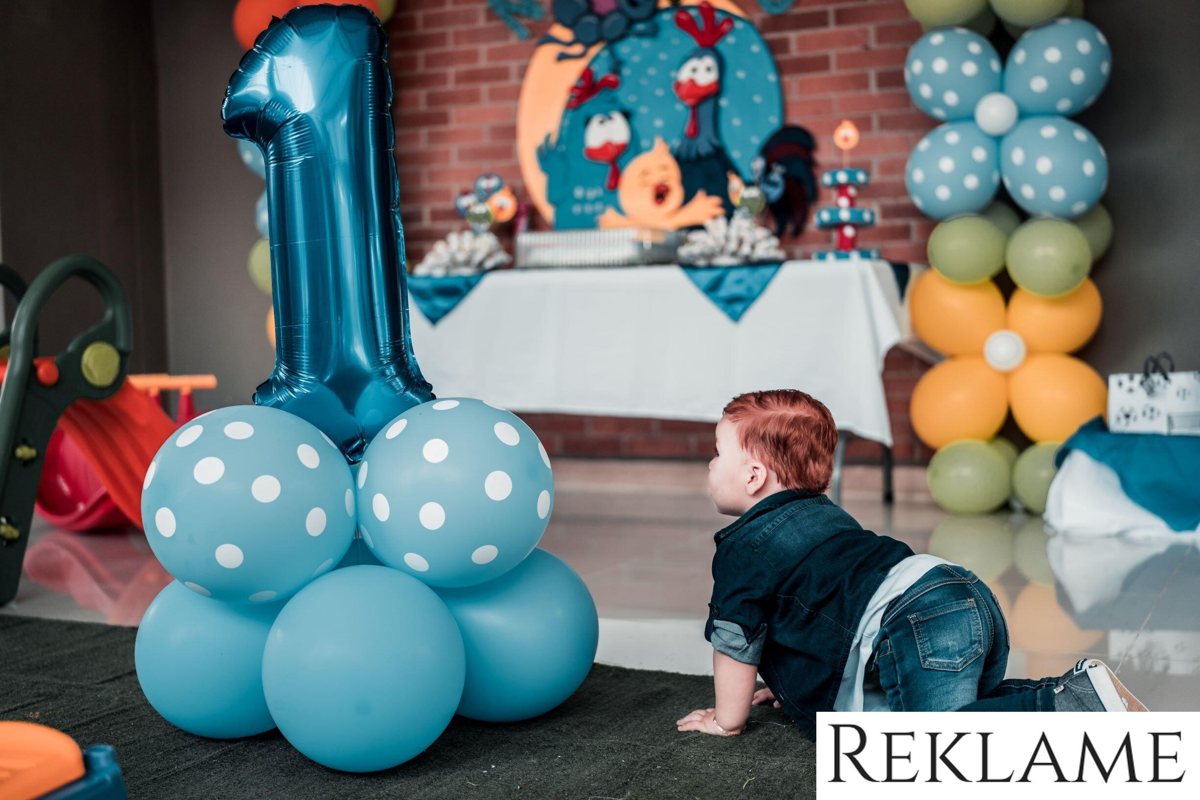 Gør noget ekstra ud af dit barns fødselsdag